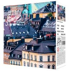 Palapeli 1000 palaa, Rooftops, Kylskåpspoesi