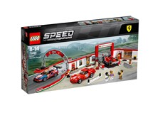 Ferrari ultimat garage, LEGO Speed Champions (75889)