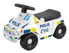 Sparkbil Polis, Toddler Off-road, Plasto