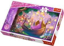 Pussel 100 bitar, Rapunzel, Disney Princess