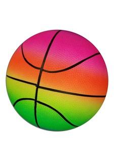 Basketboll Rainbow, 24 cm