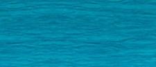 Crepepapper till Blommor 25x250 cm Turkos