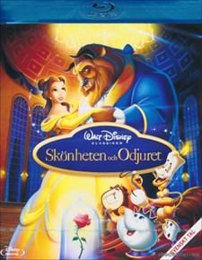 Disney Klassiker 30 - Skönheten och Odjuret (Blu-ray)