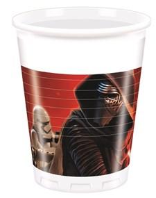 Star Wars Plastmuggar, 8 st