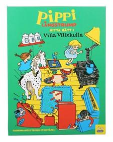 Hitta rätt i Villa Villekulla, Barnspel