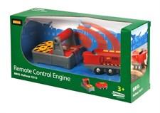 Kauko-ohjattava veturi, Brio Railway