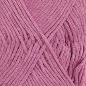 Drops, Cotton Light Uni Colour, Garn, Bomullmiks, 50 g, Lys lilla 23