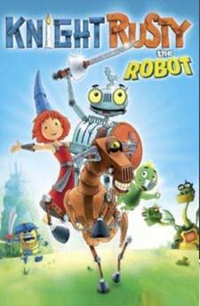 Knight Rusty the Robot
