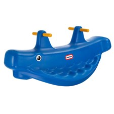 Whale Teeter Totter, Blå, 1-pack, Little Tikes
