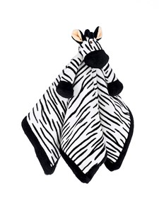 Snuttefilt Limited Edition, Zebra, Teddykompaniet