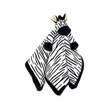 Koseklut Limited Edition, zebra, Teddykompaniet