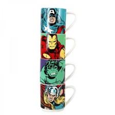 Marvel Kopper 4-pakning