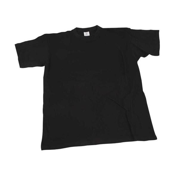 T-shirt Stl 12-14 år 1 st (svart & vit) - kläder & accessoarer