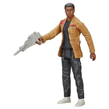Finn, Hero Series-actionfigur, Star Wars VII