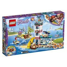 Fyrens räddningscenter, LEGO Friends (41380)