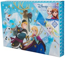 Adventtikalenteri 2018, Disney Frozen