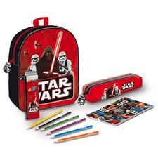 Filled Backpack Set Junior, Star Wars