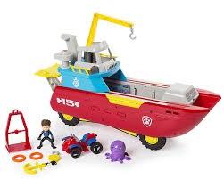 Sea Patroller  Paw Patrol - figurer & miniatyrer