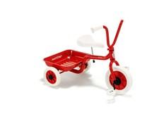 Klassisk trehjuling, Röd, Winther