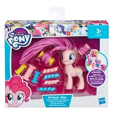 Pinkie Pie, Twist Twirly Hairstyles, My Little Pony