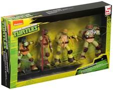 Pussel Suddgummi, Ninja Turtles