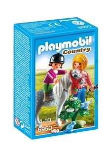 Ponnyhästridning, Playmobil Country (6950)