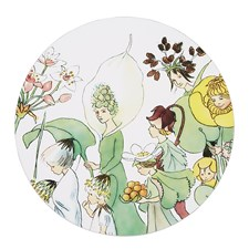 Elsa Beskow Collection Grytunderlägg Blomsterparadiset 20 cm
