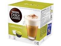 Kaffekapslar Dolce Gusto Cappuccino 16 st
