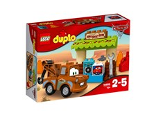 Cars Bills skjul, LEGO DUPLO Cars (10856)