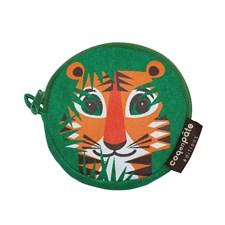 Lommebok Tiger, Øko, Mibo