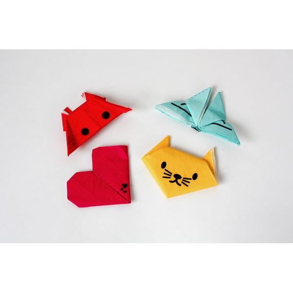 Origami Servetter 20-pack  Gift Republic Ltd. - servetter