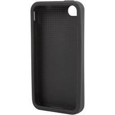 Puhelimen suojakotelo, kirjailtava, koko 11,8x2,4 cm, paksuus 4,3 mm, 1 kpl, musta