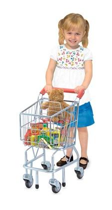 Shoppingvagn, Melissa & Doug