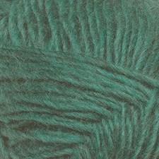 Lett-lopi Ullgarn 50g Grönblå Melange (19423)