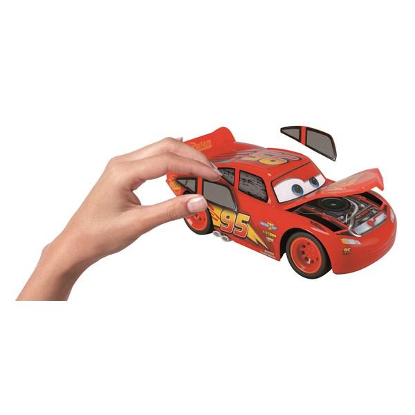 cars blixten mcqueen radiostyrd bil