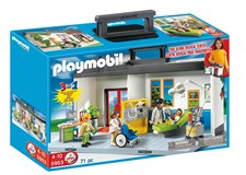 Take Along Hospital, Playmobil City Life (5953)