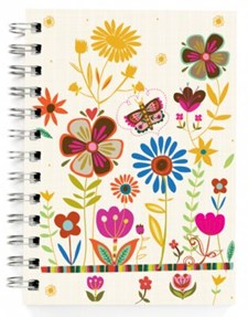 Butterfly Garden, Journal 160 sider