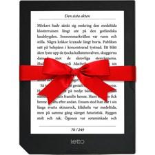 Letto Frontlight + 5 e-böcker