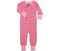 Pyjamas Classic, Rosa/röd, strl 86-92, Geggamoja