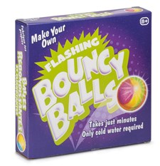 Make Your Own Flashing Bouncy Balls