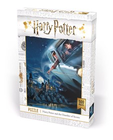 Puzzle - Harry Potter: Chamber of Secrets