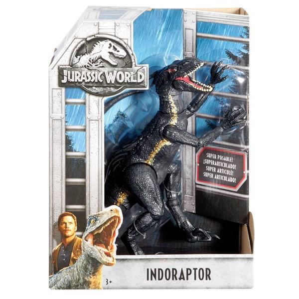 Jurassic World  Indoraptor - actionfigurer