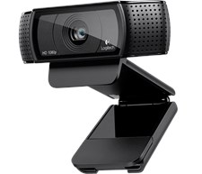 C920 HD Pro Webcam Logitech Black