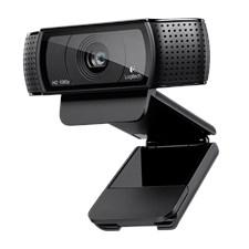 C920 HD Pro Webcam Logitech Black