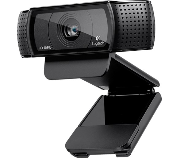 Webkamera C920 HD Pro Webcam Logitech Svart