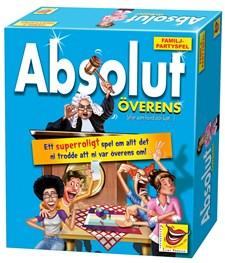 Absolut överens - Sällskapsspel, ALF