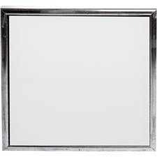 ArtistLine Canvas med ramme, utv. mål 34x34 cm, dybde 3 cm, Lerret str. 30x30 cm, 1stk.