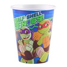 Ninja Turtles Half Shell Heroes muggar, 8 st
