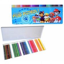 Färgpennor 50 st, Paw Patrol