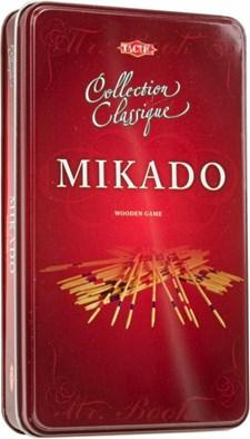 Plockepinn, Mikado